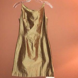 Tahari 100% Silk Dress